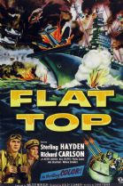 Flat Top 1952 DVD - Sterling Hayden / Richard Carlson